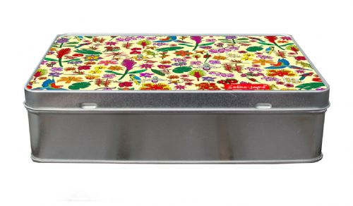 Selina-Jayne Tropical Flowers Limited Edition Treat Tin